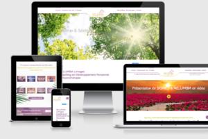 Nelumbia Limoges Refonte Site Internet